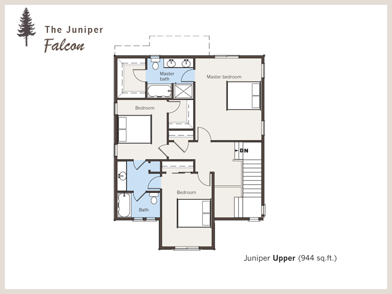 Elkridge the juniper for Juniper floor plan