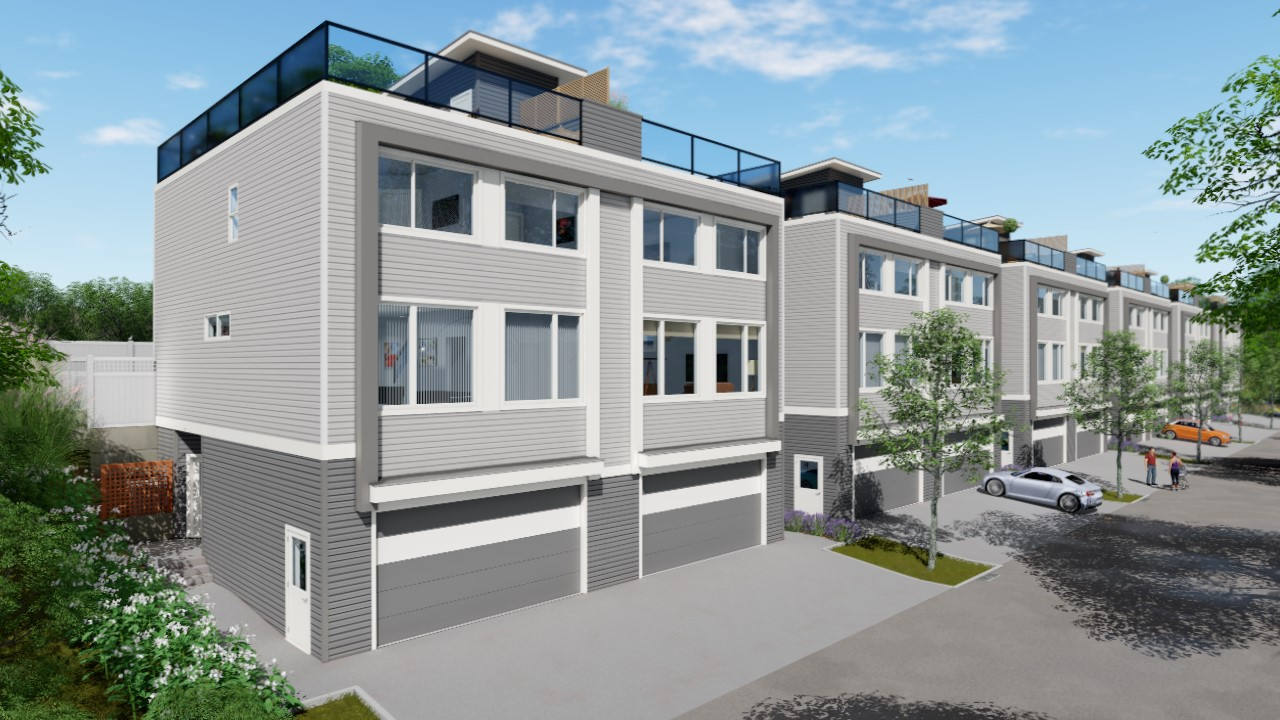 Duplex Townhomes view6